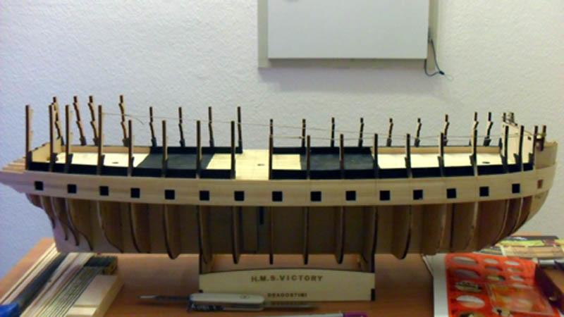 Wilfried's Baubericht zur Victory aus Holz und anderem Kram Bepl0310