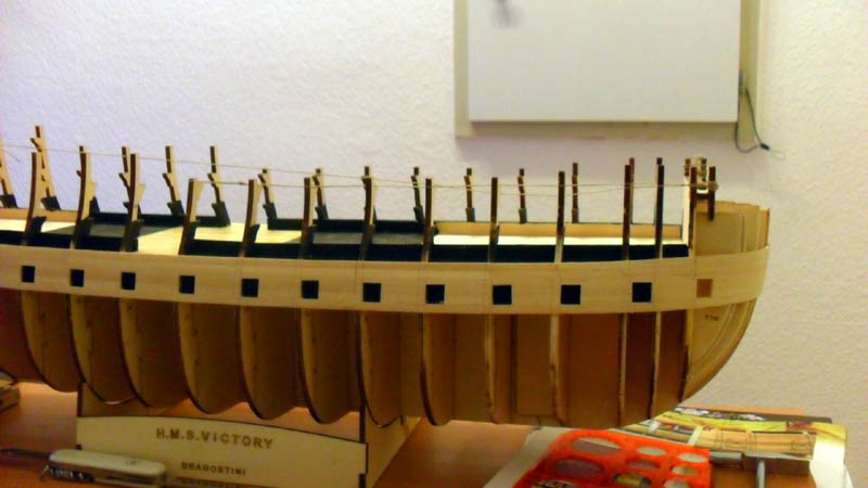 Wilfried's Baubericht zur Victory aus Holz und anderem Kram Bepl0610