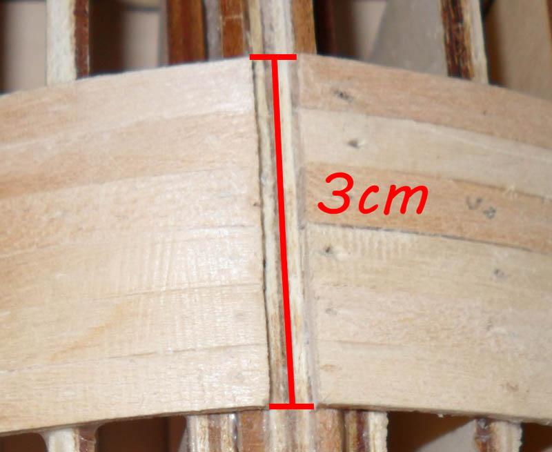 Wilfried's Baubericht zur Victory aus Holz und anderem Kram Bepl0810
