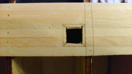 Wilfried's Baubericht zur Victory aus Holz und anderem Kram Bepl1510