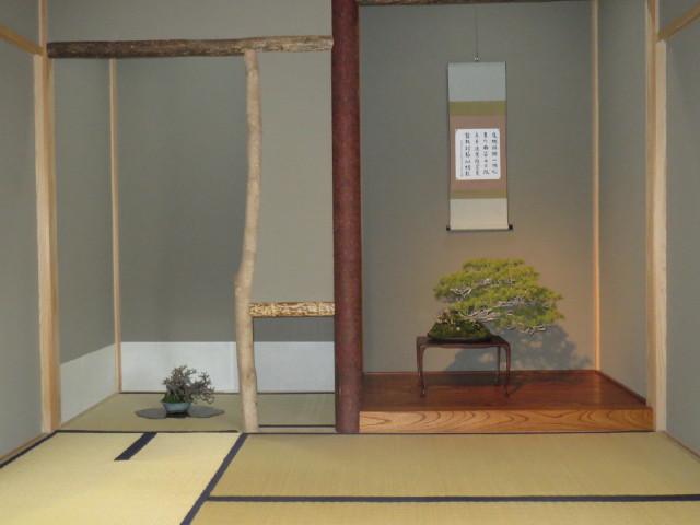 "Indoor displays, at the ""Omiya Bonsai Art Museum"" Saitama, Tokyo Img_1947"