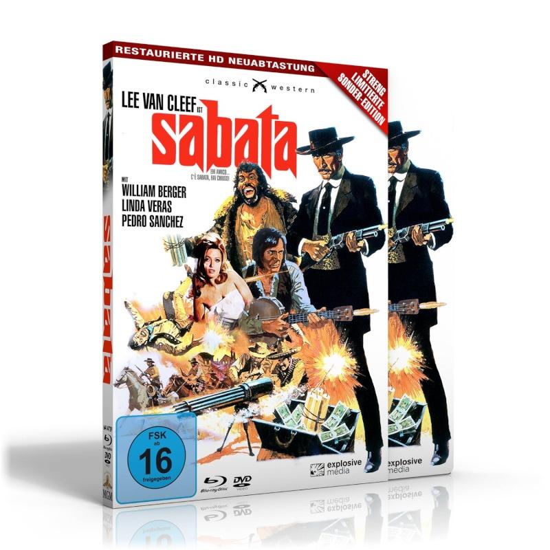 Sabata - Ehi amico... c'è Sabata, hai chiuso! - 1969 - Frank Kramer ( Gianfranco Parolini ) 912gys10