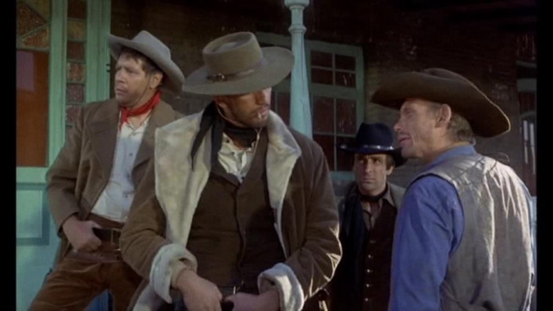 Django le taciturne (Bill il taciturno) - 1969 - Max Hunter (M. Pupillo)  Pdvd_036