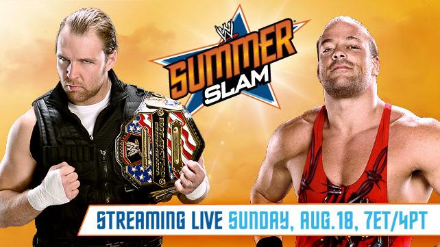 WWE Summerslam du 18/08/2013 20130813
