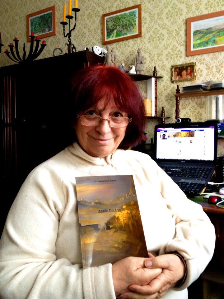 AGADIR  DES  IRES , mon nouveau recueil de poésie 53739010