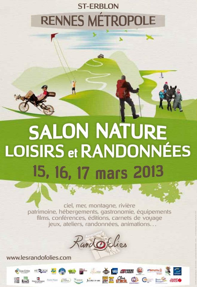 Velofasto au Salon Pleine Nature et Randonnée ce week-end Affich10