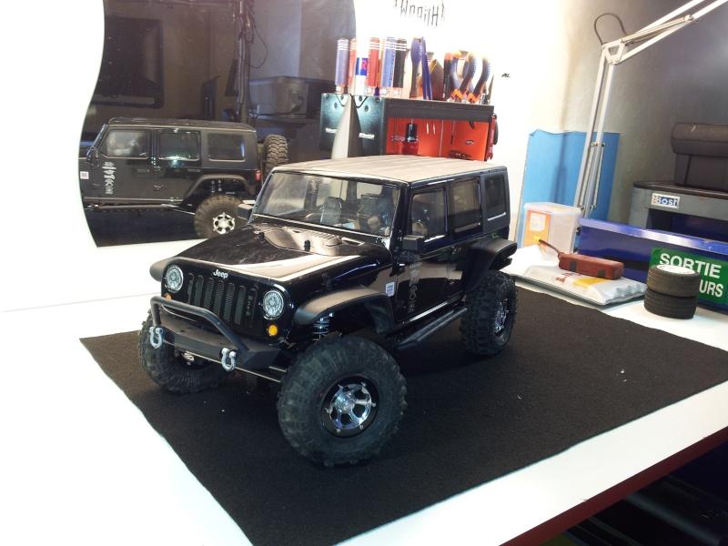 Jeep Wrangler Unlimited Rubicon kit de Marcogti 20130910