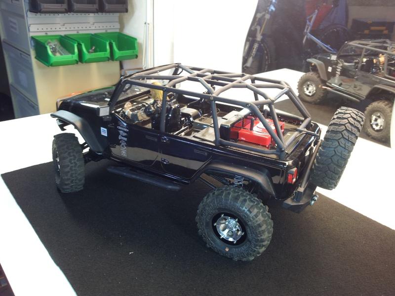 Jeep Wrangler Unlimited Rubicon kit de Marcogti 20130911
