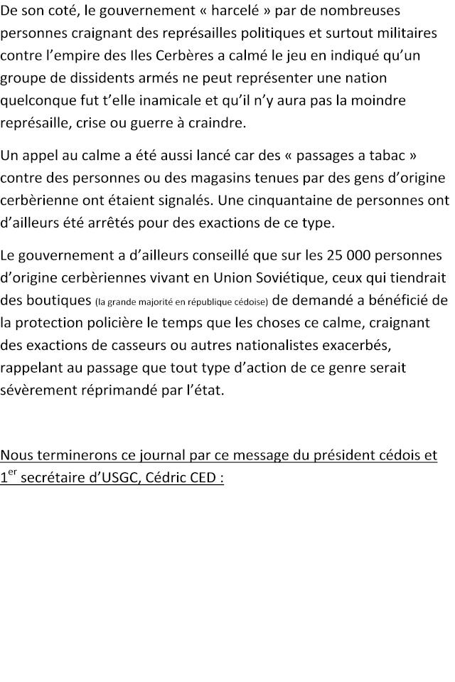 La Gazette du Peuple Internationale - Édition N°11 Elections Municipales (page 11) - Page 6 0710