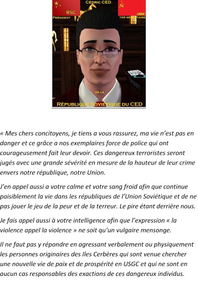 La Gazette du Peuple Internationale - Édition N°11 Elections Municipales (page 11) - Page 6 0810