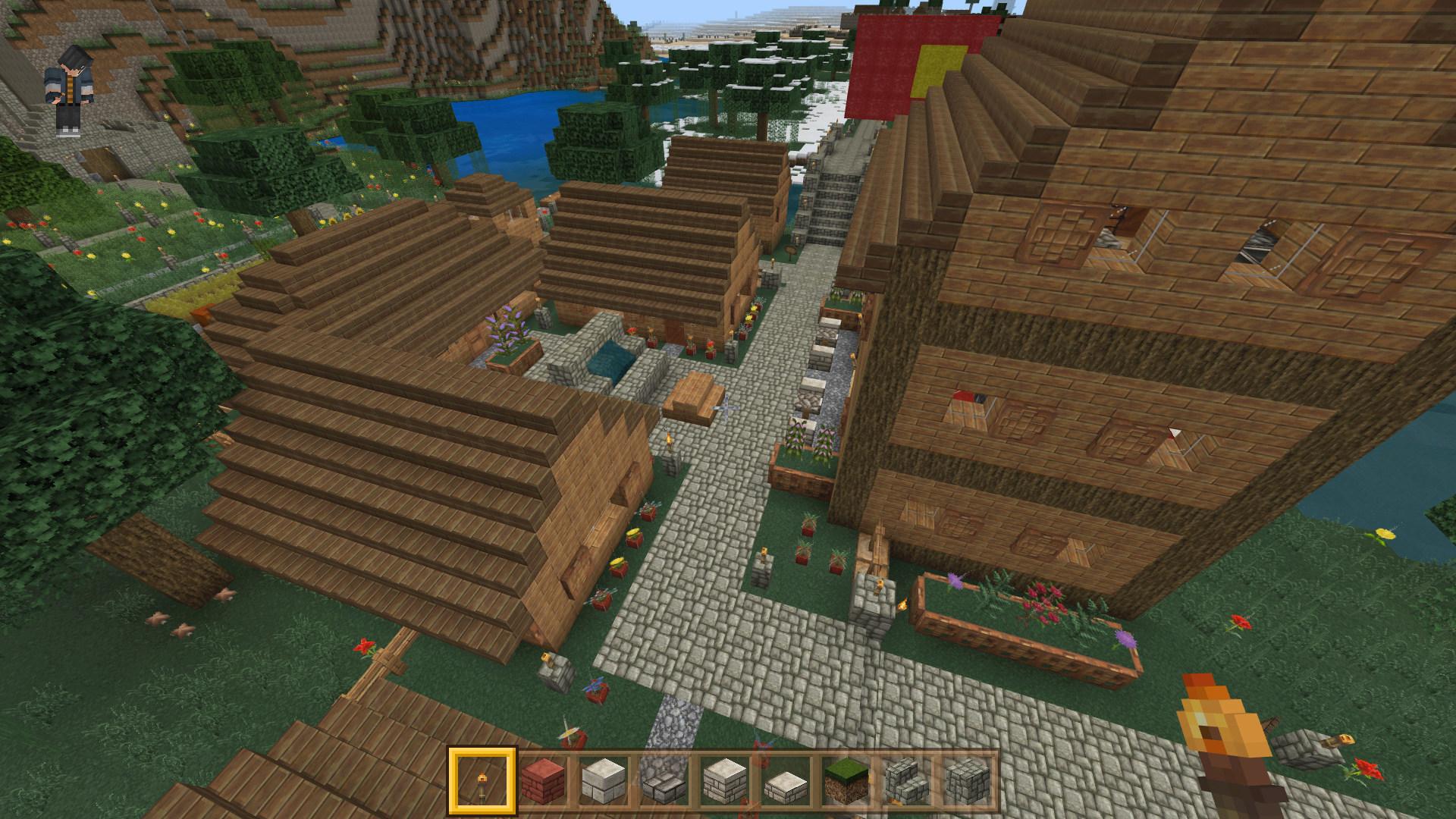 [Minecraft] Région centrale du Royaume d'Eboniya 31-08-16