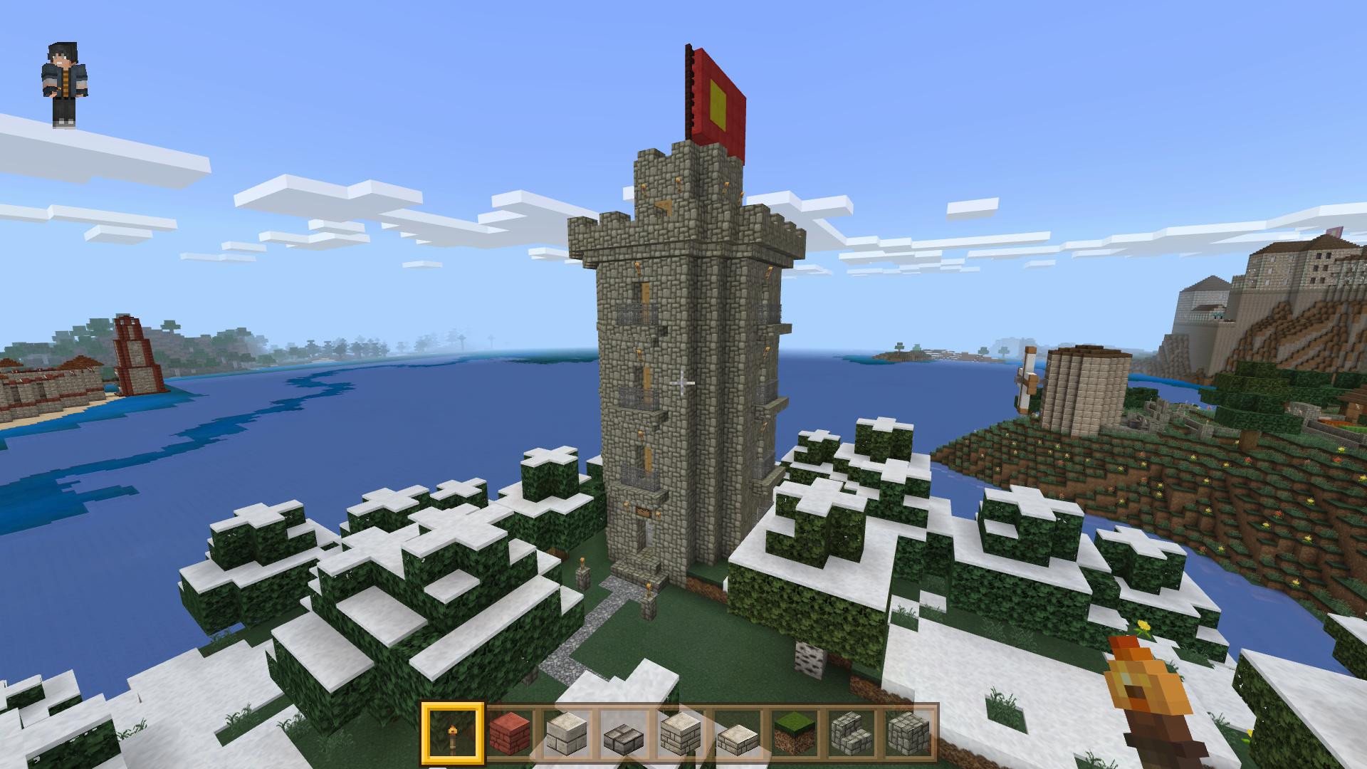 [Minecraft] Région centrale du Royaume d'Eboniya 31-08-27