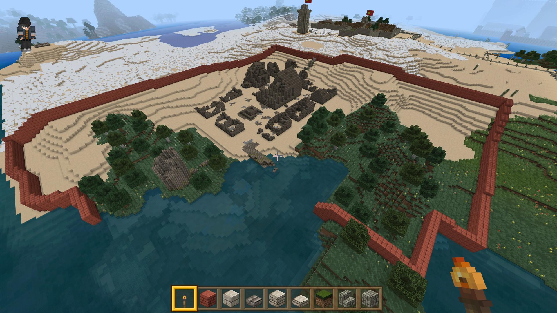 [Minecraft] Région centrale du Royaume d'Eboniya 31-08-29