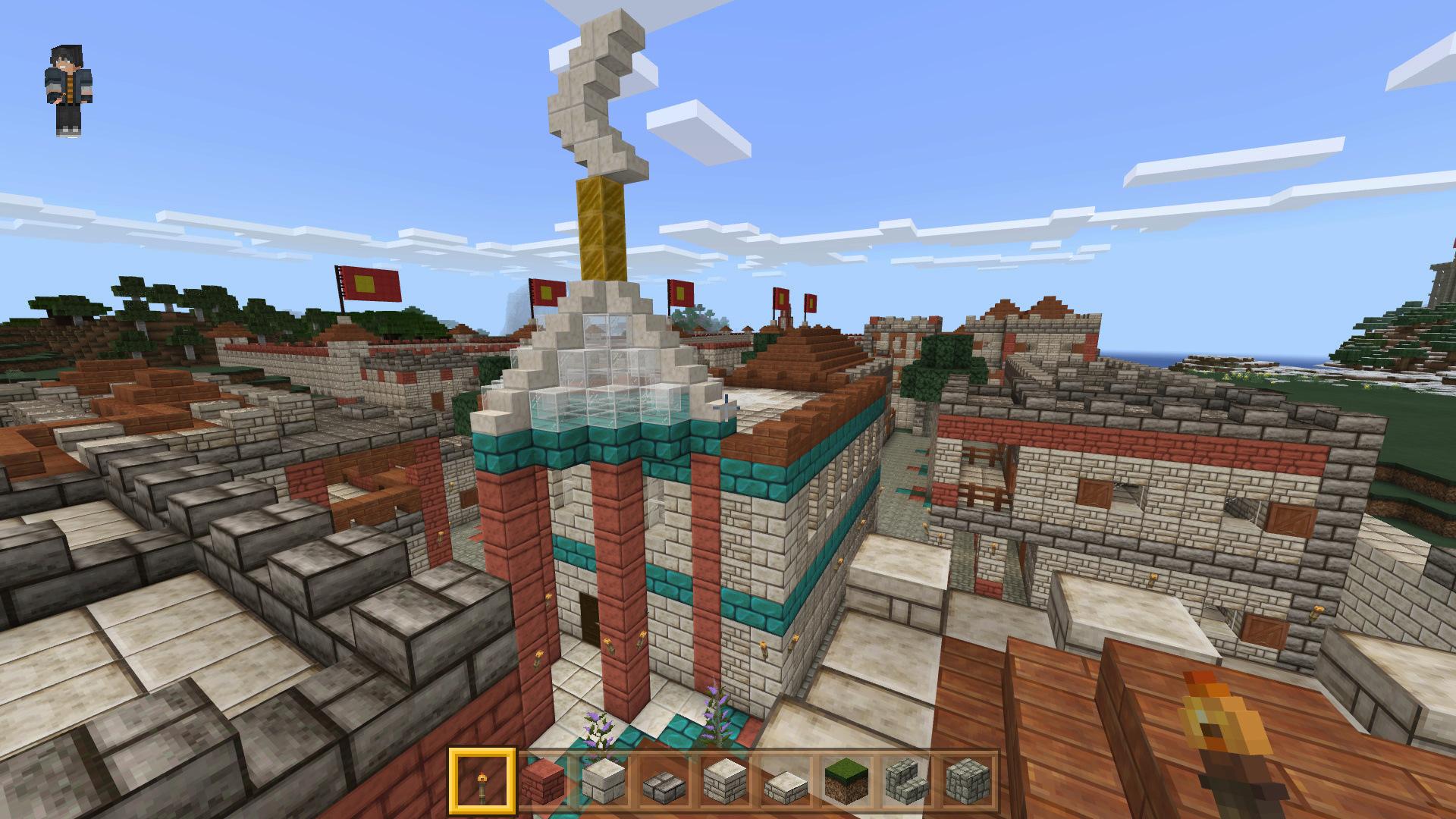 [Minecraft] Région centrale du Royaume d'Eboniya 31-08-42
