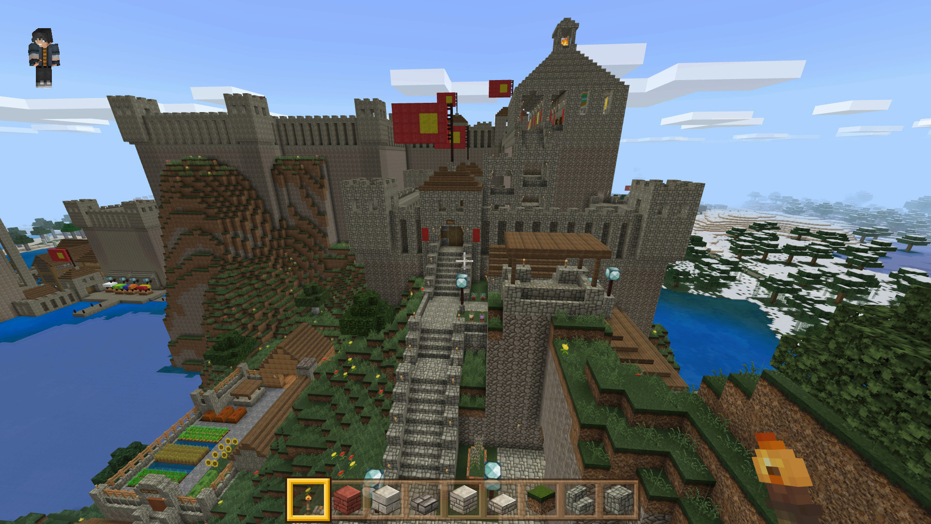 [Minecraft] Région centrale du Royaume d'Eboniya 31-08-49