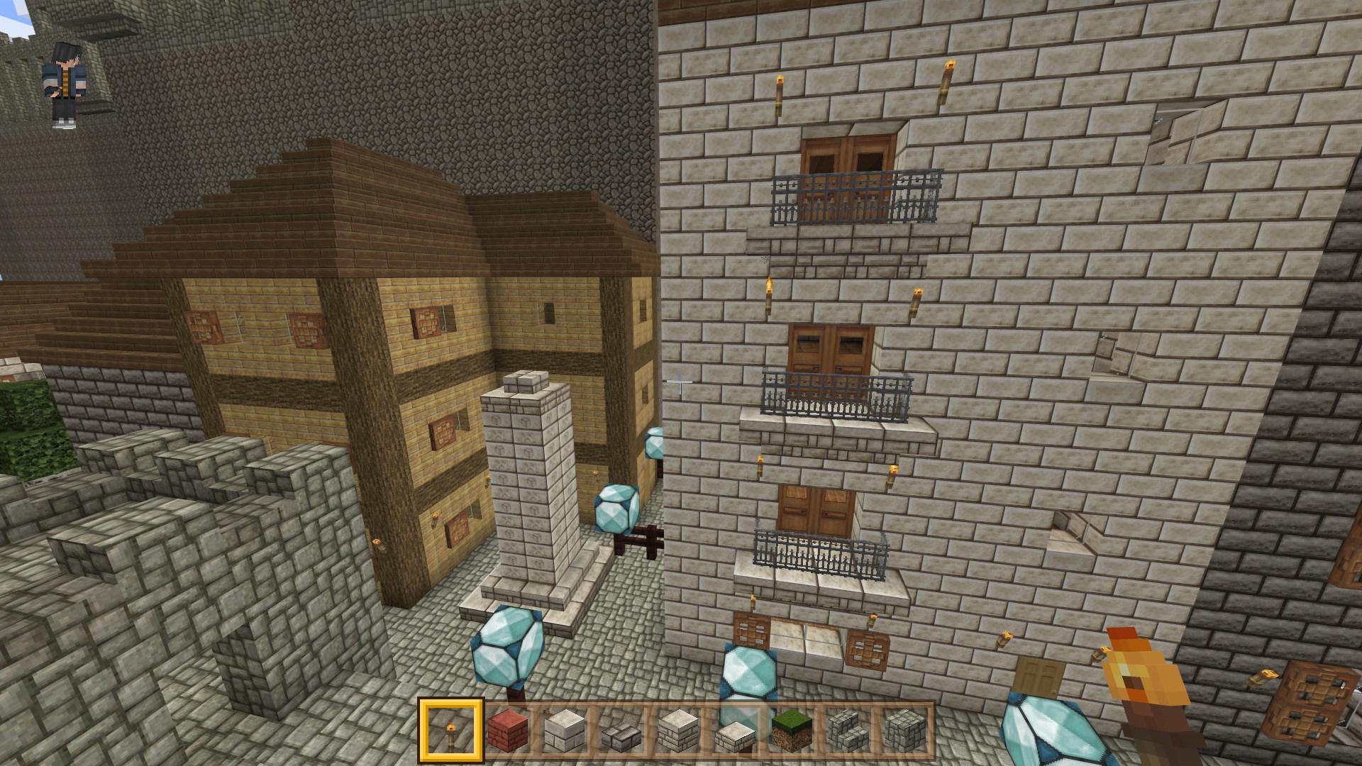 [Minecraft] Région centrale du Royaume d'Eboniya 31-08-56