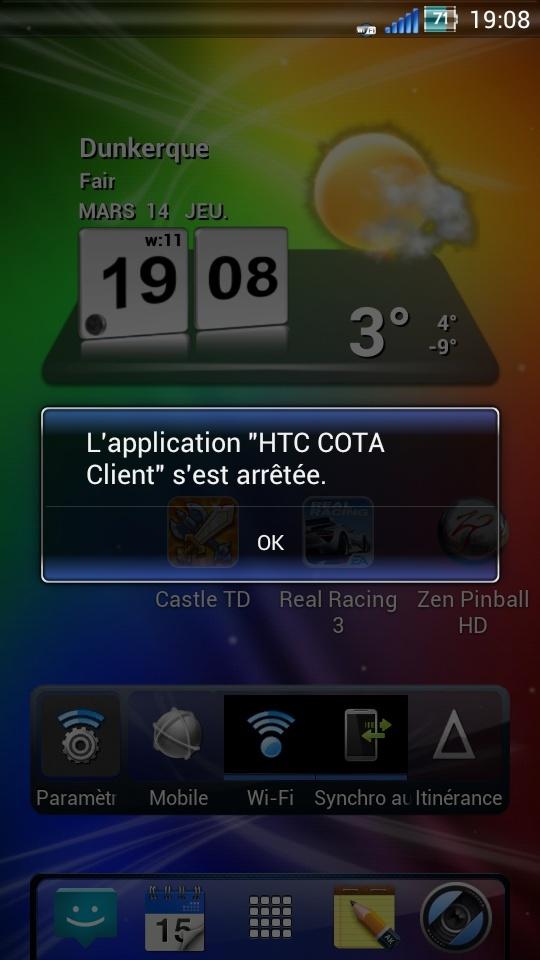 "[RESOLU] Erreur ""HTC COTA Client s'est arrêté"" Screen10"