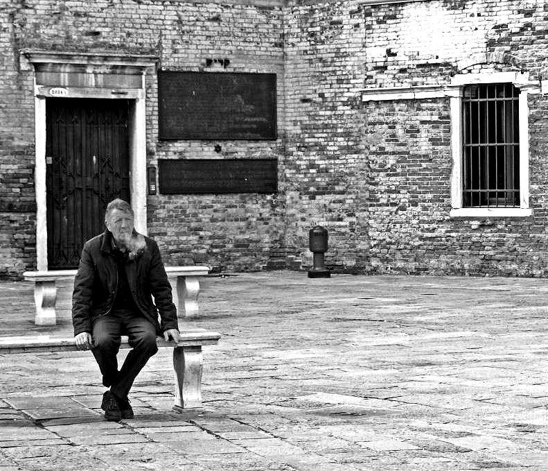 Ghetto Nuevo - Venise P3260110