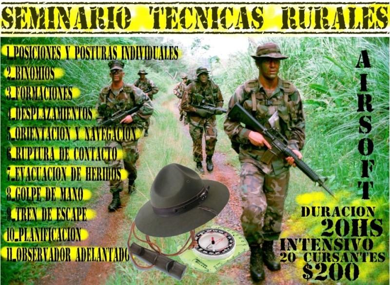 """Curso de """"Técnicas Rurales"""" Campo R.A, 19 de Mayo 2013 Rural10"""