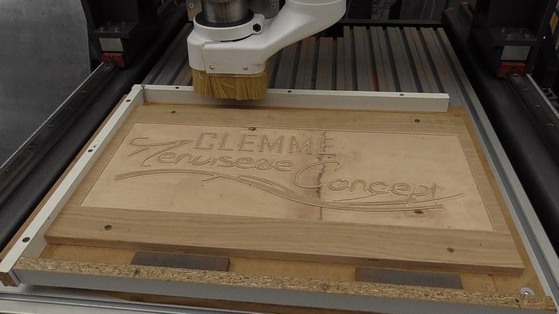 [CNC] Fabrication de mousses de calage d'outils pour servante (CNC 6040 數控銑床 ;) ) - Page 3 S3120011
