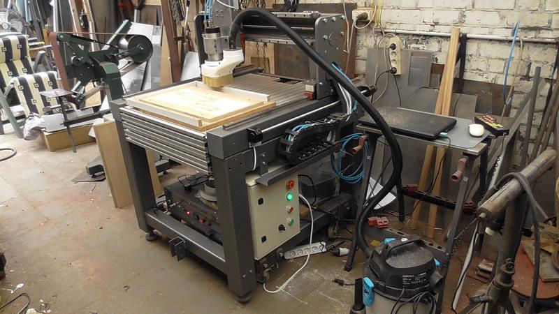 [CNC] Fabrication de mousses de calage d'outils pour servante (CNC 6040 數控銑床 ;) ) - Page 3 S3120012