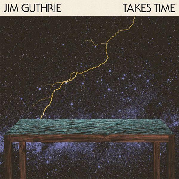 Romantiche ballate per innamorati un po' malinconici durante i tramonti d'Estate: JIM GUTHRIE - Takes Time (2013) 221410