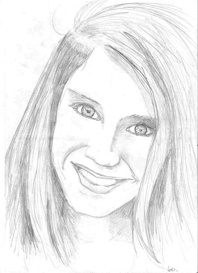 dessin /Portrait...demande votre avis ;) 00110