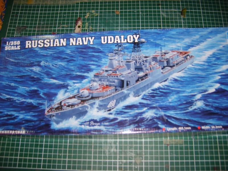 BPK type Udaloy trumpeter 1/350 Amiral Panteleyev S6001015