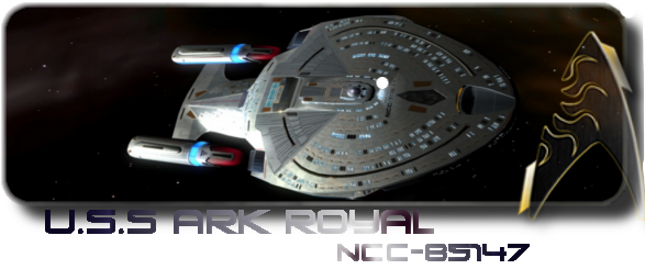 U.S.S. Ark Royal NCC-85147