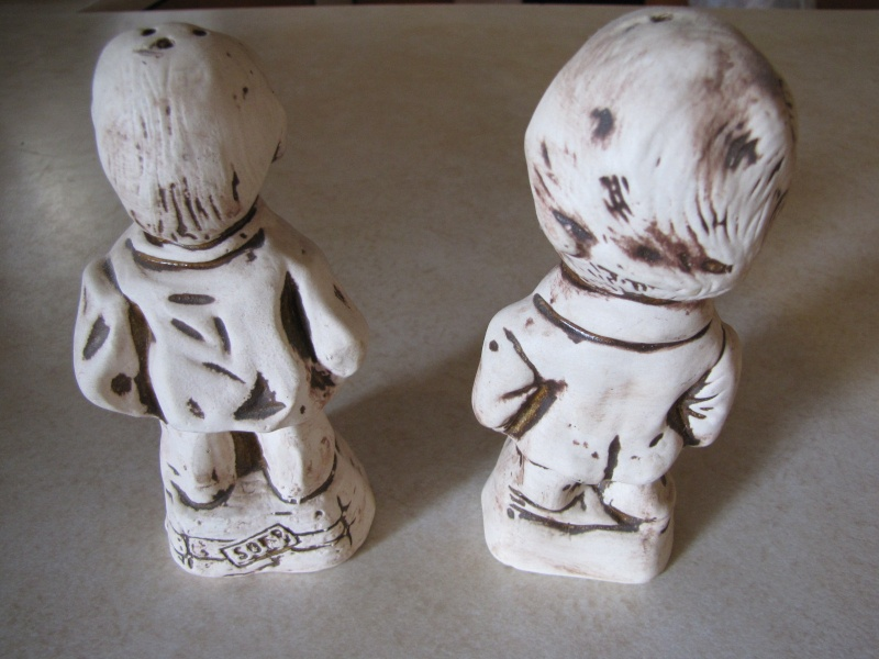 No need to tell you who these guys are, who made them? Muldoon and Rowling salt and peppers by Orzel Crownl15