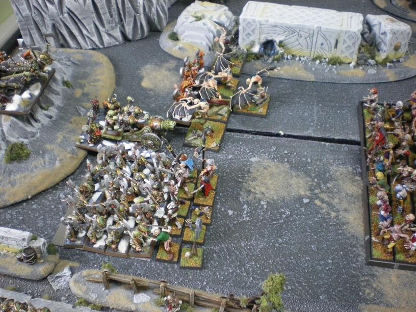 [2000 pts] Le Raid sur Karak Stromril- Vlad attaque une forteresse naine Charge10