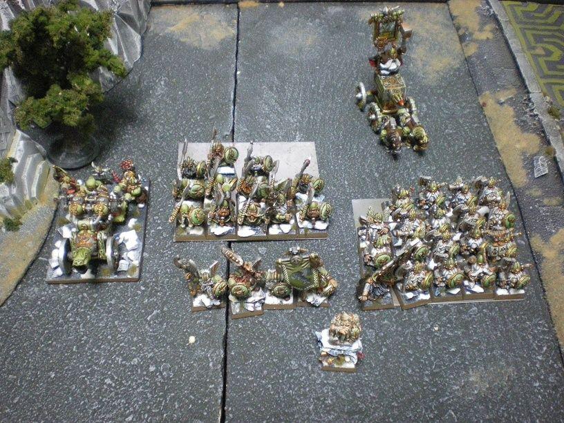 [2000 pts] Le Raid sur Karak Stromril- Vlad attaque une forteresse naine Restes10