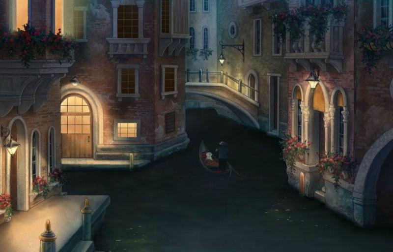 Bonne St Valentin Venice10