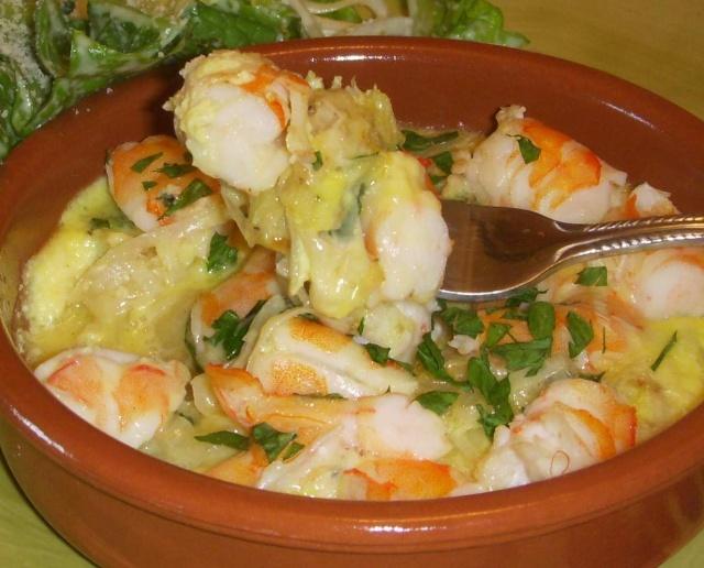 Casserole de fruits de mer Sabayo12