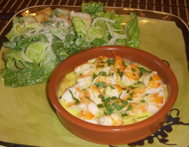 Casserole de fruits de mer Sabayo14