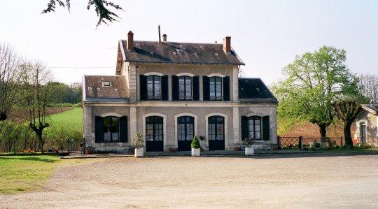 [H0] BV de Laroquebrou. Gare_m11