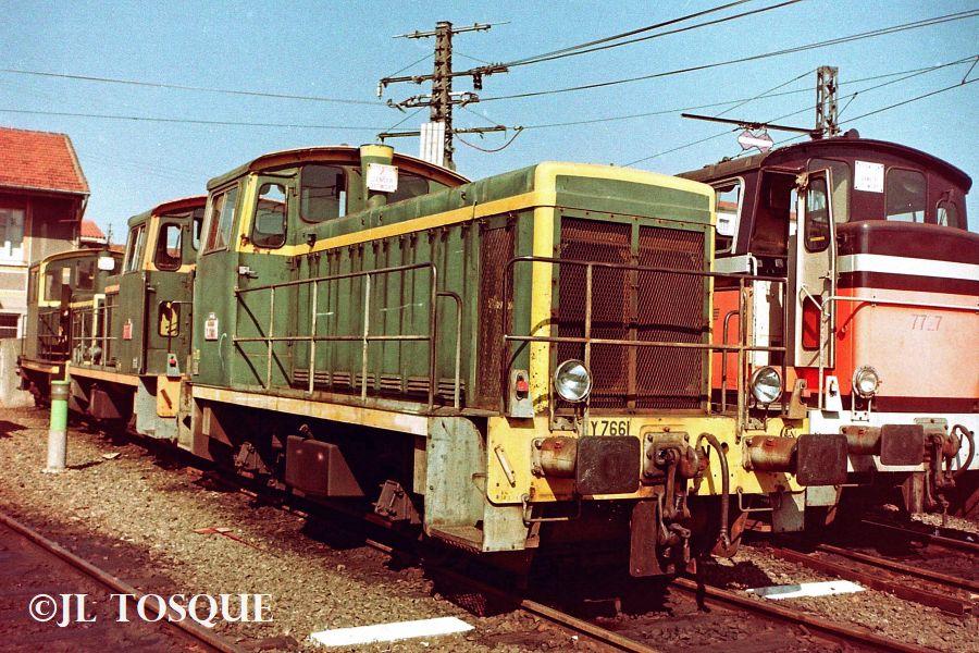 Y7400 : Locotracteur ancien Y-740016