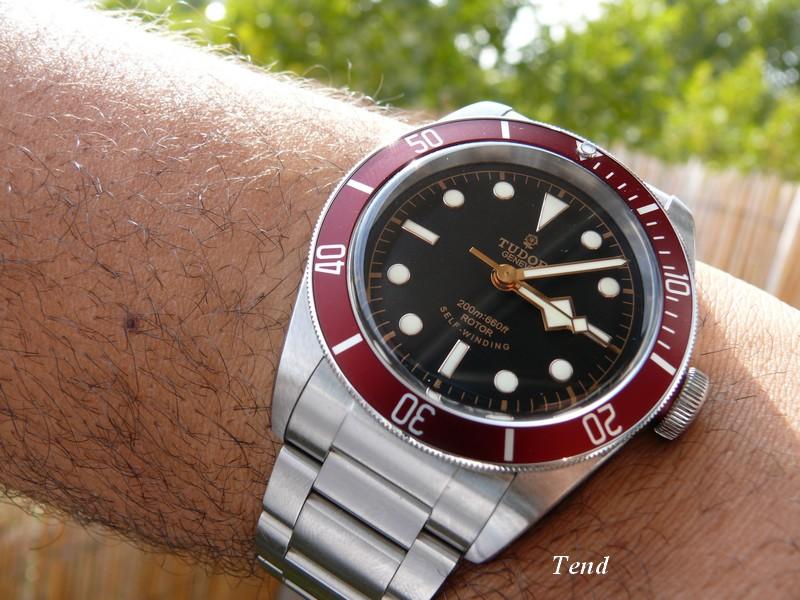 Confort de la Tudor Heritage Black bay P1070825