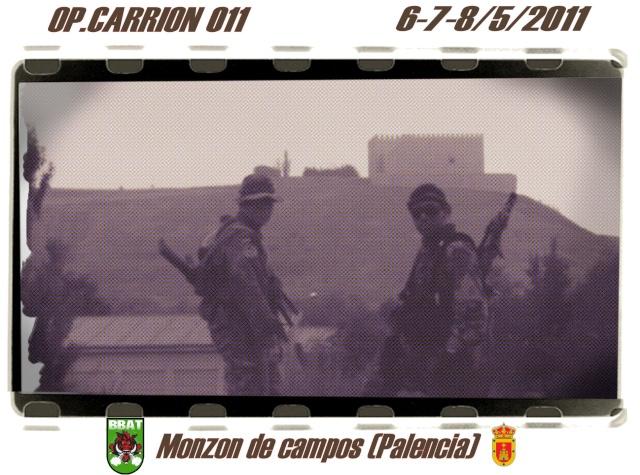 CARRION III /6/7/8 MAYO Opcarr10