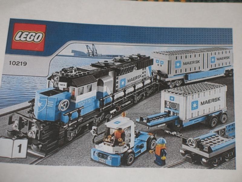 New maersk train! Img_2520