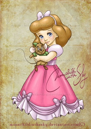 Les Disney Princesses (+ Elsa et Anna) [Topic Unique] Cendri10