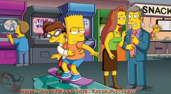 """Alyson Hannigan en """"Los Simpson"""" Aly_si10"""