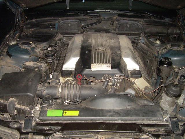 Mon autre: BMW 730i Fjordgrau de 1995 7301410