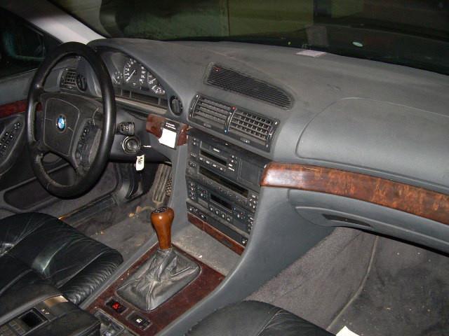 Mon autre: BMW 730i Fjordgrau de 1995 730910