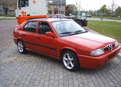 Mes autres et ex-véhicules Alfa3310