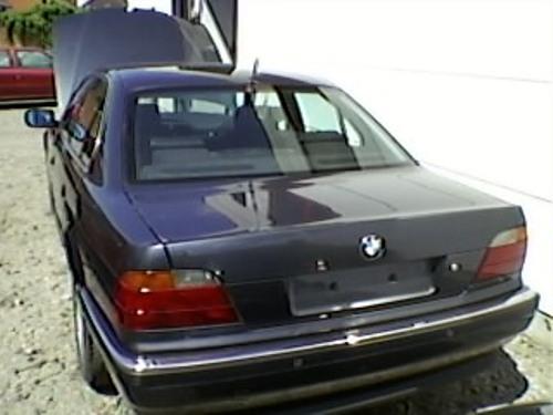 Mon autre: BMW 730i Fjordgrau de 1995 E38110