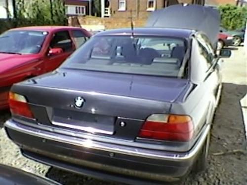Mon autre: BMW 730i Fjordgrau de 1995 E38210