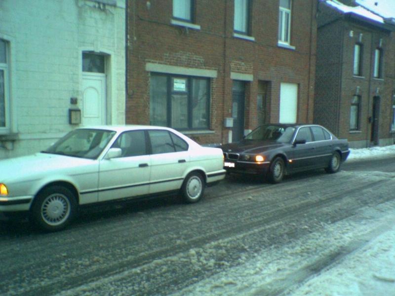 Mon autre: BMW 730i Fjordgrau de 1995 Photo010
