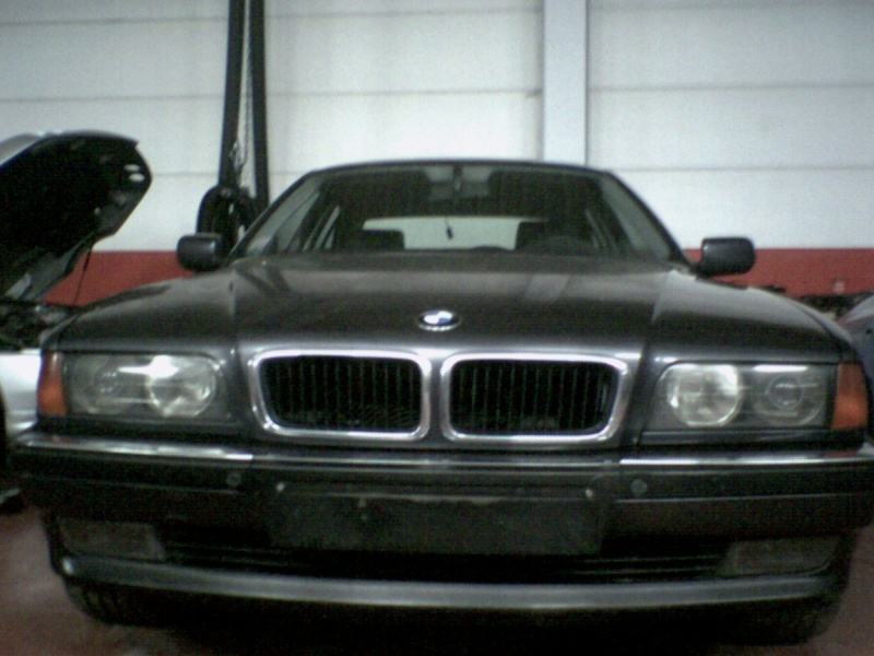 Mon autre: BMW 730i Fjordgrau de 1995 Photo012