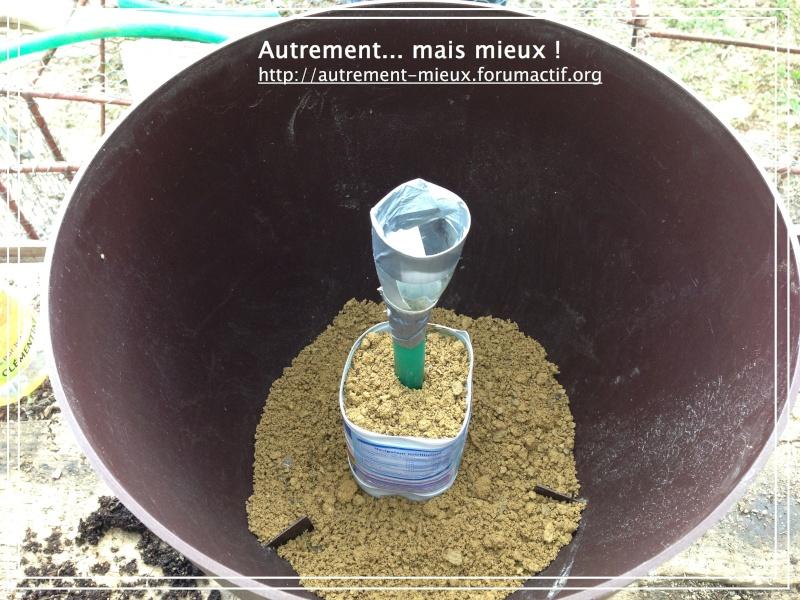 un pot r serve d 39 eau partir de n 39 importe quel pot. Black Bedroom Furniture Sets. Home Design Ideas